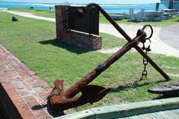 Photo of   Old Rusty Anchor