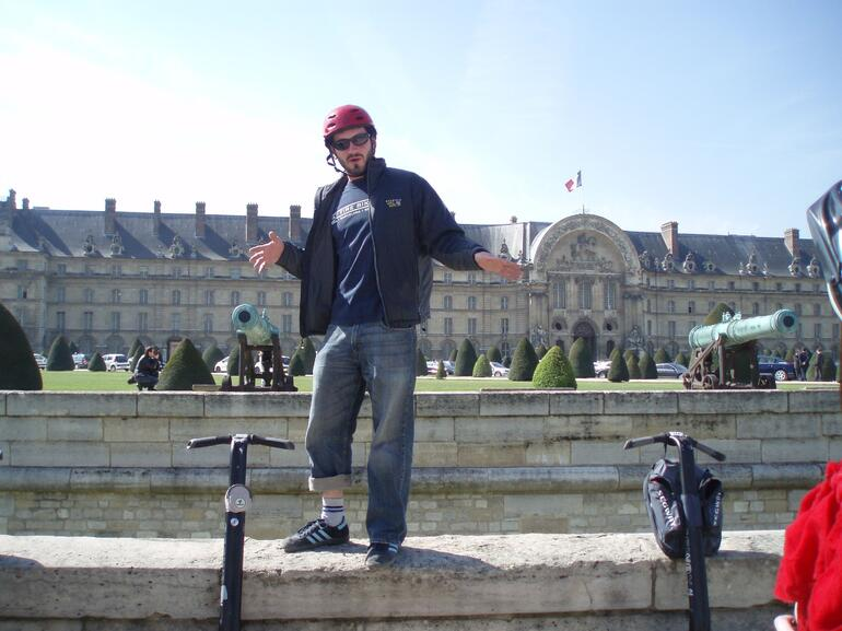 Our guide - Paris