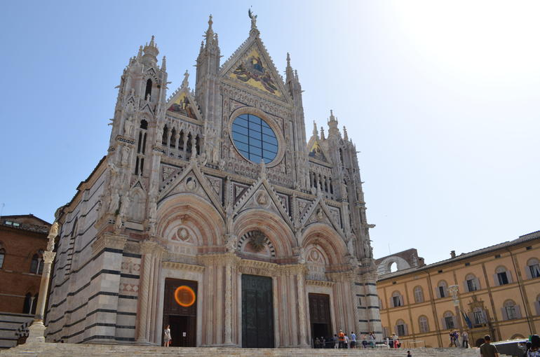 Sienna Cathedral - Florence
