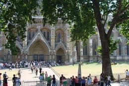 Photo of   Westminster Abbey, London