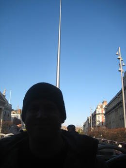 The Spire in Dublin , SaraG - December 2010