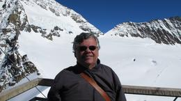 Photo of Zurich Eiger - Jungfrau Glacier Panorama View (from Zurich) Top of Jungfrau