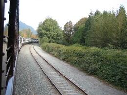 Photo of Vancouver Vancouver to Whistler by Train Rail Tour Train to Whistler