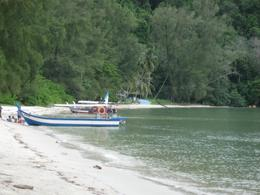 Photo of Penang Monkey Beach Excursion including BBQ Lunch from Penang West view