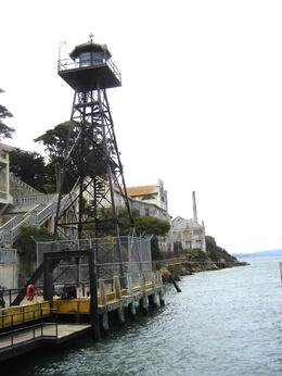 Taken from the dock at Alcatraz, Kim C - August 2009