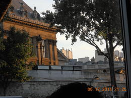 Photo of Paris Dinner Cruise on the Seine River with Hotel Pickup Beautiful Architecture