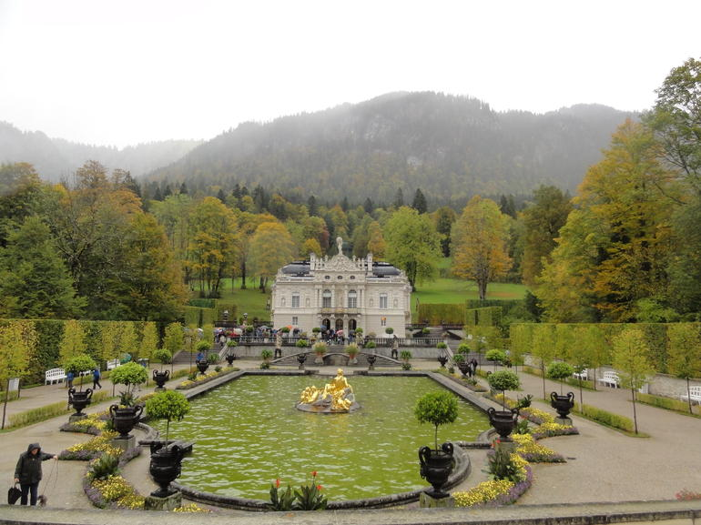 Castles of  Linderhof - Munich