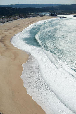 Photo of   coast of Nazare