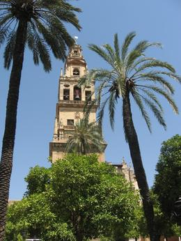 Beautiful tower at the Cordoba Mosque/Cathedral. - July 2008
