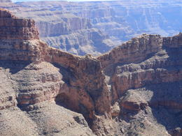 This is the eagle point view of west Grand Canyon in Arizona/USA. , Gloria Lucia N - March 2013