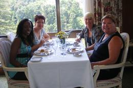 Photo of Lisbon Sintra Day Trip from Lisbon Enjoying the lovely lunch provided :)