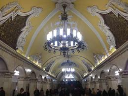 Photo of Moscow Moscow Metro Tour Fancy!