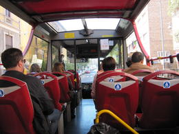 Photo of Milan Milan City Hop-on Hop-off Tour Great ride.
