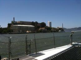 Going by Alcatraz , Thomas Dustow - May 2012
