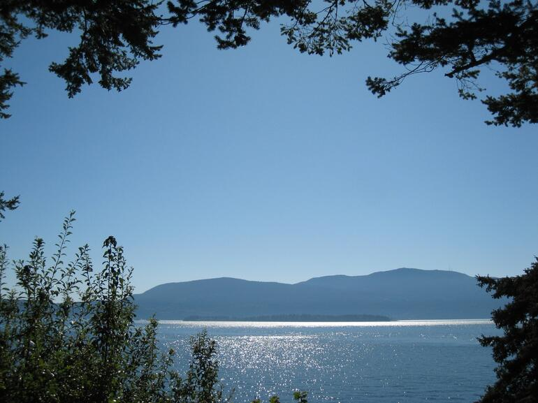 Lummi Island - Washington