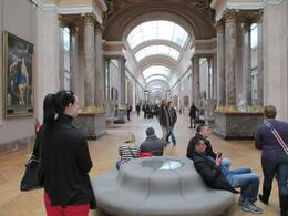 Photo of Paris Skip the Line: Paris Louvre Museum Guided Tour me at the louvre