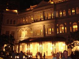 Photo of Singapore Singapore by Night Tour with Dinner along Singapore River Raffles at night