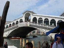 Rialto Bridge - From the Nice Side, Mark W - April 2010