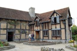 Shakespeare's birthplace, canuckshutterbug - November 2009