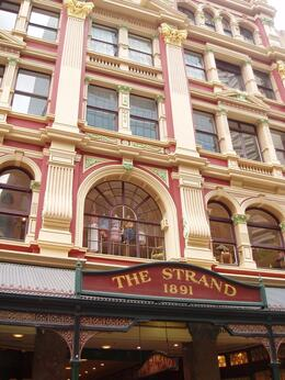 Photo of   Strand since 1891