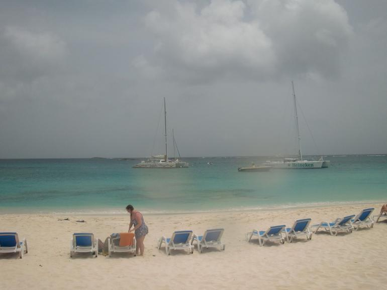 The Beach at Prickly Pear - Grand Case