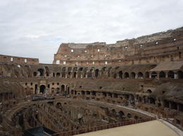 Photo of Rome Rome Super Saver: Colosseum and Ancient Rome with Best of Rome Afternoon Walking Tour The best of the Colosseum!