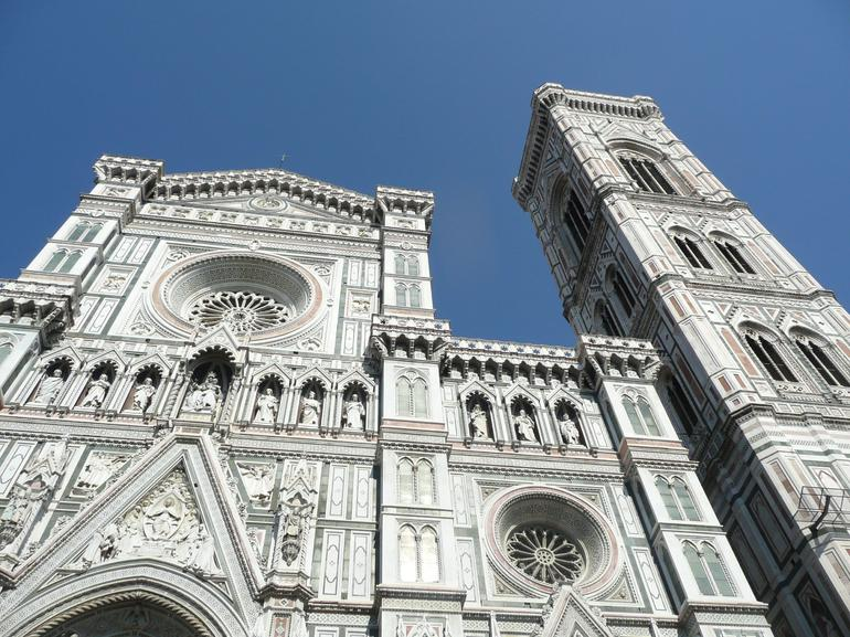 The Duomo and Giotto's Bell Tower - Florence