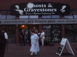 Photo of Boston Boston Ghosts and Gravestones Tour The escapee??