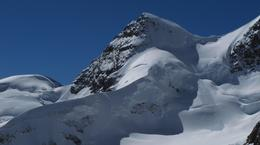 Photo of Zurich Eiger - Jungfrau Glacier Panorama View (from Zurich) The montain sumit