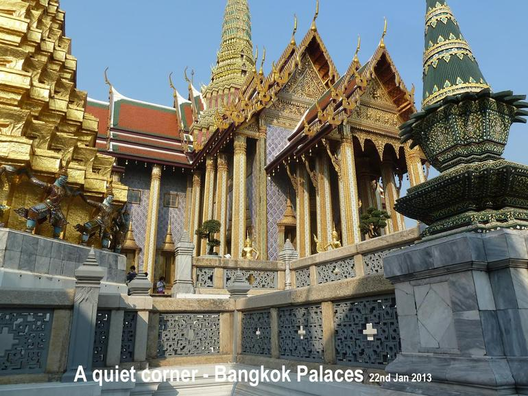 The only quiet corner? - Bangkok