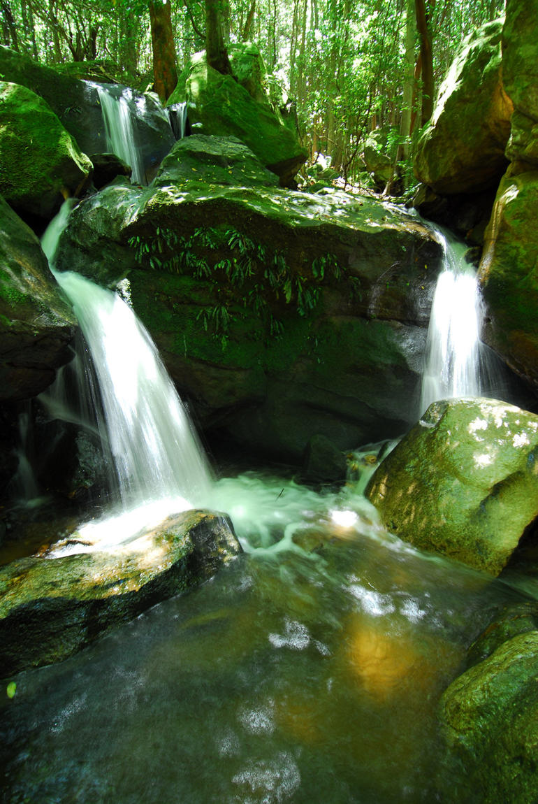 Waterfalls in the Blue Mountains - Sydney