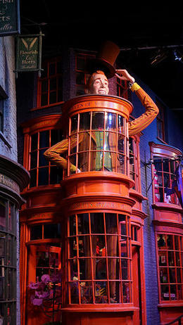 Photo of London Warner Bros. Studio Tour London - The Making of Harry Potter Weasleys' Wizard Wheezes