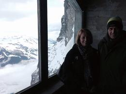 Photo of Zurich Jungfraujoch: Top of Europe Day Trip from Zurich Window in North Face of Eiger