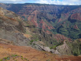 Photo of   Beautiful Waimea Canyon