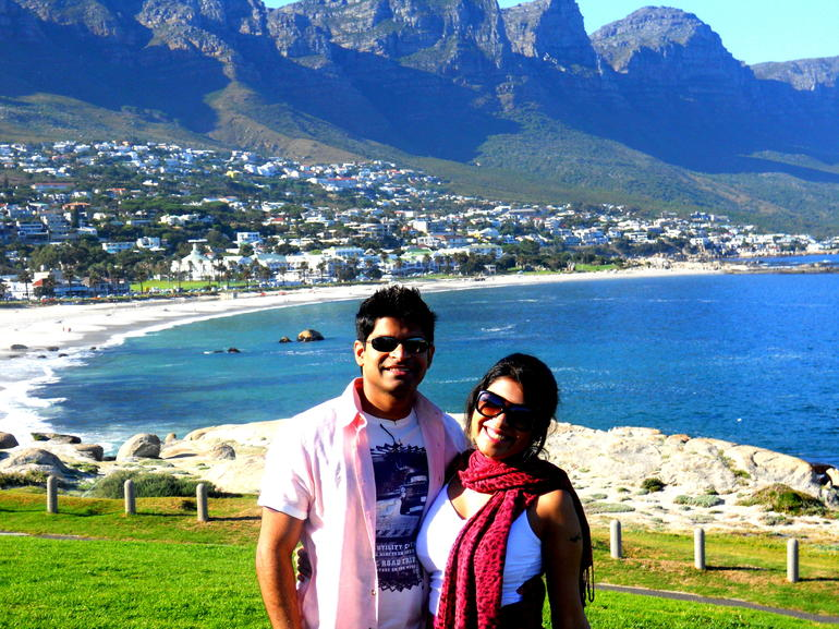 Camps Bay and the 12 Apostles - Cape Town