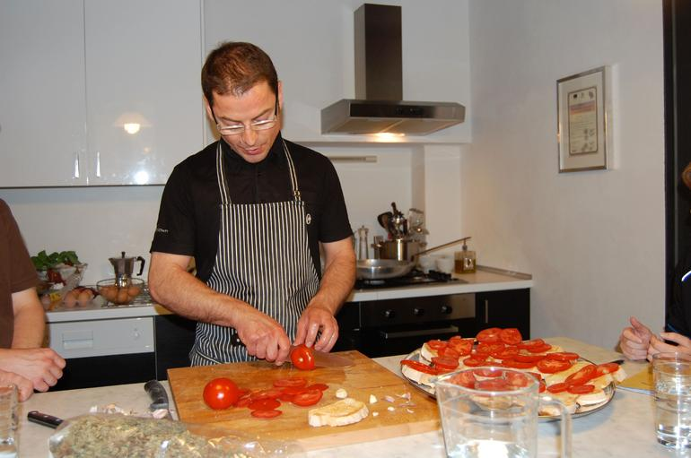 Cooking Class - Florence