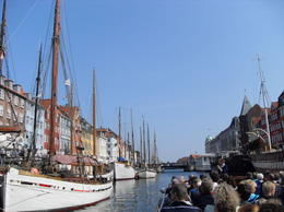 Photo of Copenhagen Copenhagen Shore Excursion: Panoramic City Tour with Harbor Cruise Copenhagen Harbor