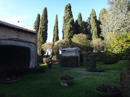 Grounds at the Domitilla Catacombs - Ancient Christian burial ground , Sarah W - January 2012
