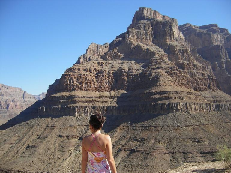In Awe of Nature's Beauty in the Grand Canyon - Las Vegas
