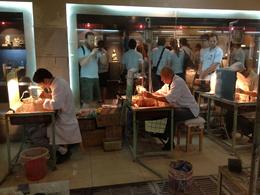 Photo of Beijing Great Wall of China at Badaling and Ming Tombs Day Tour from Beijing Jade Making at the Jade Factory