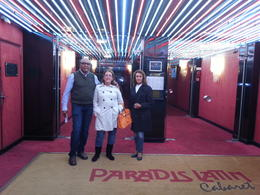 Photo of Paris Paris Paradis Latin Dinner and Show Paradise Latin