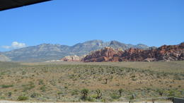 Approaching Red Rock Canyon, CoyoteLovely - July 2011