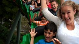 Check out the 50+ rides at Legoland in San Diego, California! - July 2011