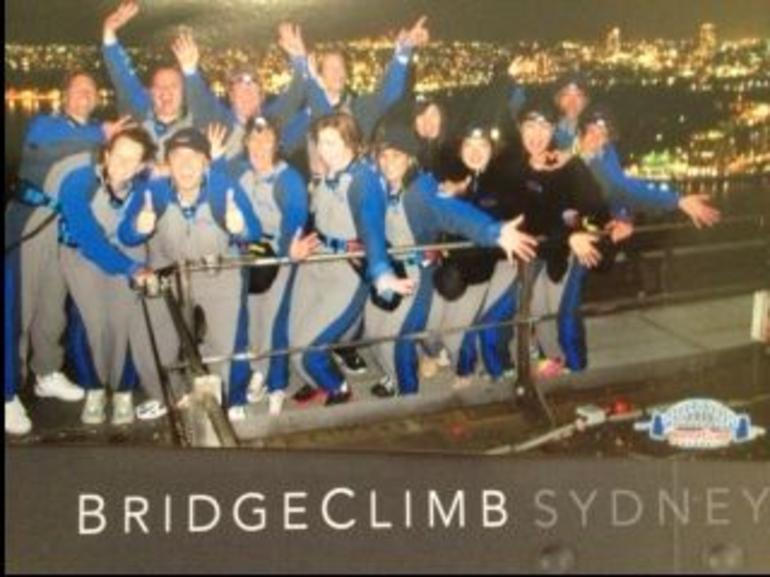 Sydney Bridge Climb 17th December 2012 - Sydney
