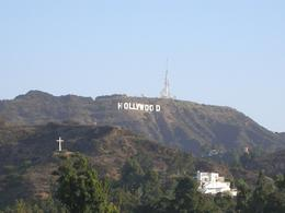 The Hollywood Sign - November 2011