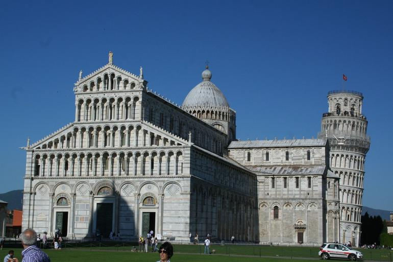 The Leaning Tower of Pisa - Florence