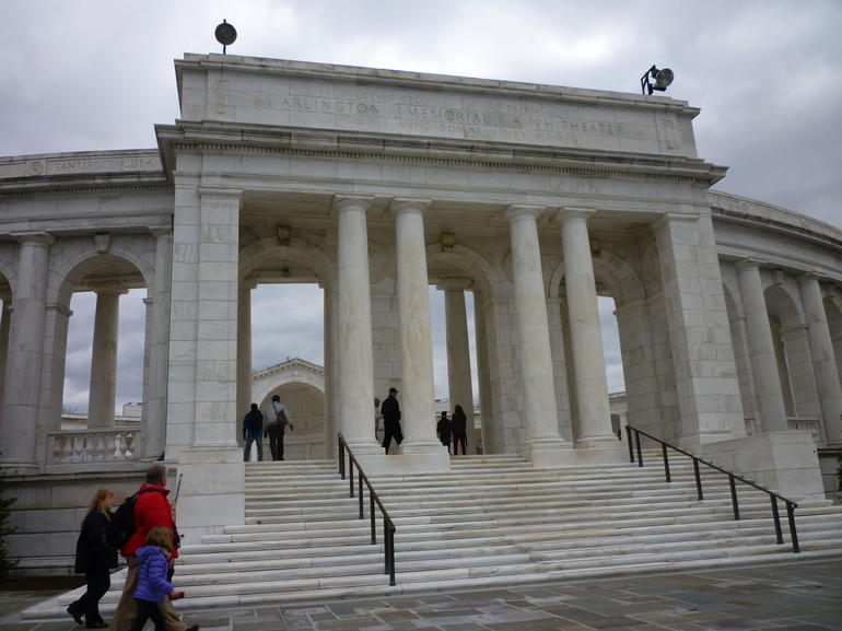 Tomb of the Unknown Soldier - Washington DC