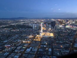 Photo of Las Vegas Grand Canyon All American Helicopter Tour Vegas Approach 2