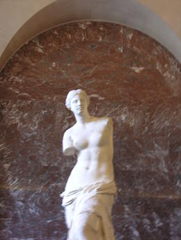 Photo of Paris Skip the Line: Louvre Museum Walking Tour including Venus de Milo and Mona Lisa Venus