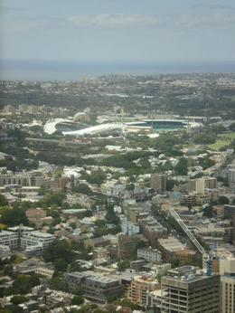Photo of Sydney Sydney Tower Restaurant Buffet View 1 From Restaurant